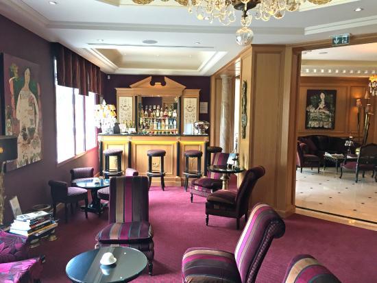 Villa Lara Hotel: Bar