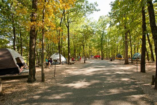 Silver Dollar City S Wilderness Updated 2018 Campground