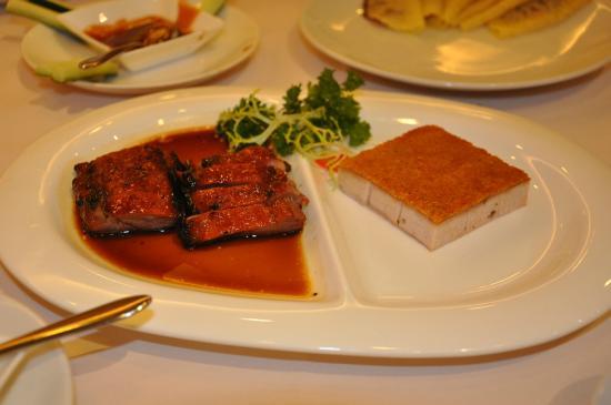 Orchard Lei Garden Restaurant: 豚
