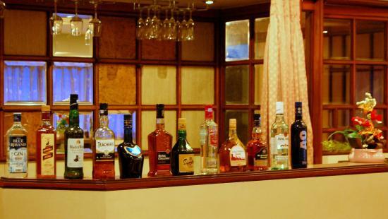 Hotel Raviraj Pune: Bar