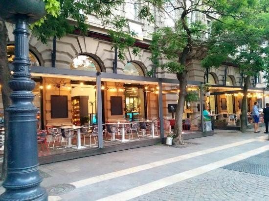 Photo of Bar 0,75 bistro at Szent István Tér 6., Budapest 1051, Hungary