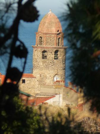 Villa Miranda: aperçu depuis la terrasse