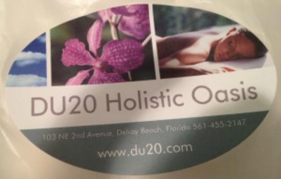 DU20 Holistic Oasis