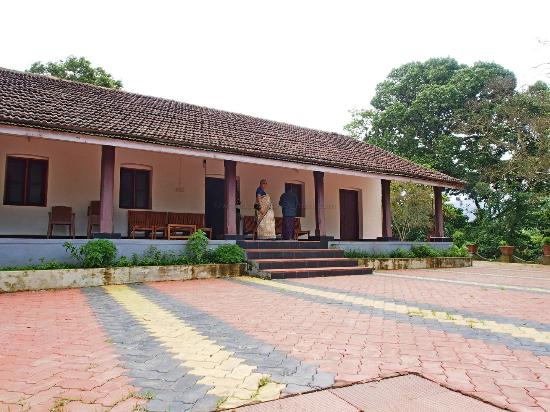 Palakkad, India: Pattiar Bungalow