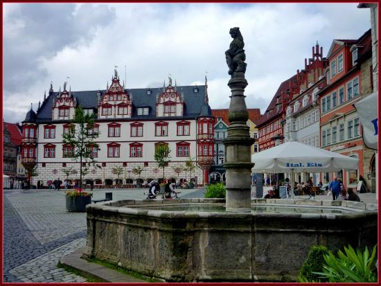 foto de marktplatz coburg tripadvisor. Black Bedroom Furniture Sets. Home Design Ideas