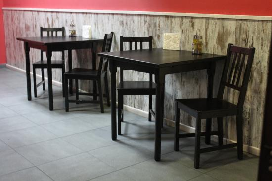 El Parri: Mesas