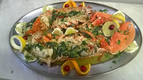 Aggirovoli seafood restaurant
