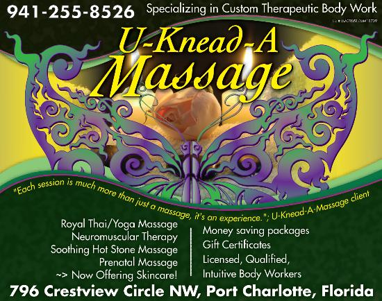 U-Knead-A Massage Inc.