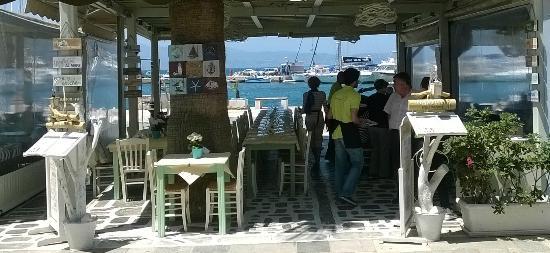 Naxian Capriccio Restaurant