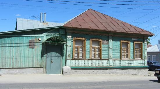 Дом-Музей Н.Жукова