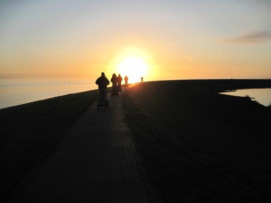 Norderney, Germany: Segwaytour mit Sundowner