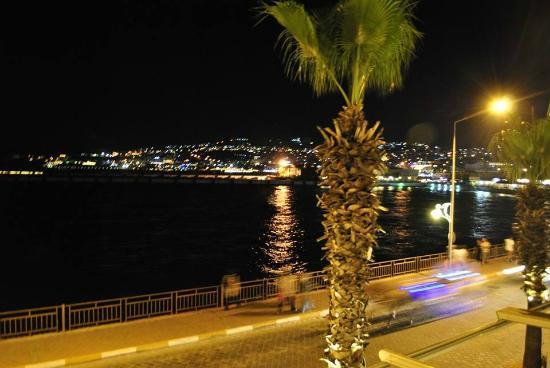 Efe Boutique Hotel: Vista desde la terraza de la habitación