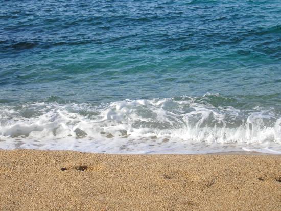 Lloret Beach : bel plage,propre,