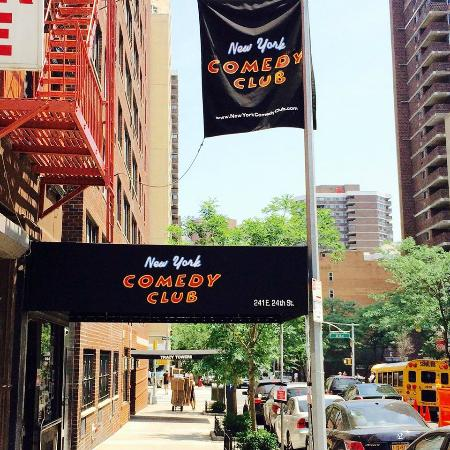 New York Comedy Club : FACELIFT!