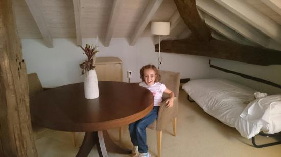 Posada la Robla : Preciosa y gran habitación
