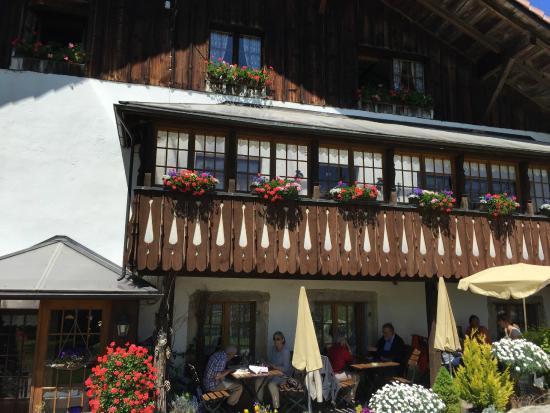 Auberge de Mont Cornu : locale