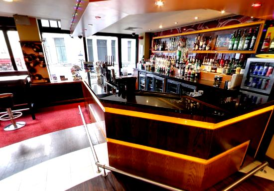 The Bar - Picture of Grosvenor G Piccadilly Casino, London ...
