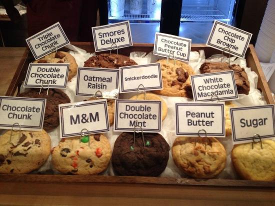 Photo of Bakery Insomnia Cookies at 1227 Washington Avenue, Miami Beach, FL 33139, United States