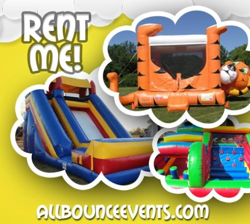 All Bounce Events & Rentals