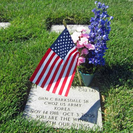 Santa Nella, Californië: Honoring those that served us all