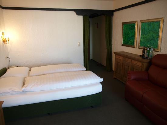 Contel Hotel: номер