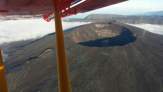 Planetair974: Piton de la Fournaise