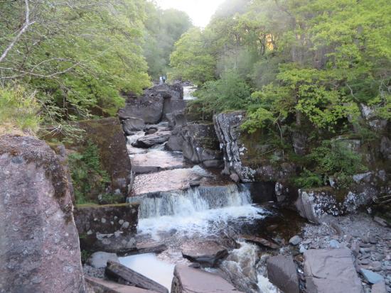 Invernente Bed & Breakfast: Craithlin Falls