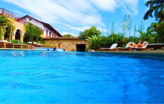 Hotel Spa Granada: Choco Pool 5 - Wonderfull place