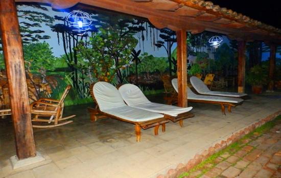 Hotel Spa Granada: Choco Pool 3 - enjoy