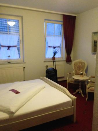 Hotel zum vetter finsterwalde tyskland omd men och for Hotel vetter