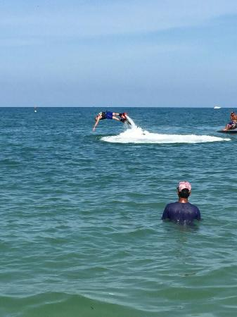 Koh Samui Jet Ski & Water Sports by James Jetstar: I am ironman