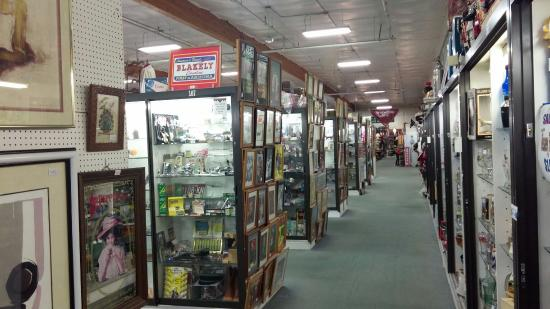 antique shops in phoenix Inside awaits   Picture of Brass Armadillo Antique Mall, Phoenix  antique shops in phoenix