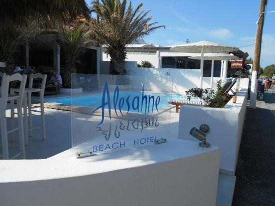 Picture Of Alesahne Beach Hotel