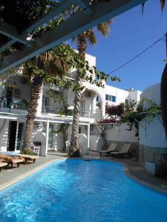 Alesahne Beach Hotel Camere Tro Con Piscina Interna