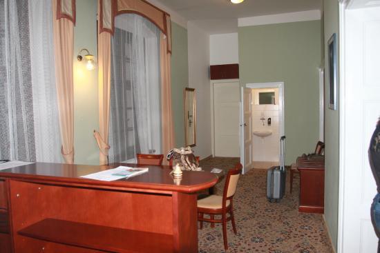 Royal Residence Ungelt: Апартаменты №6