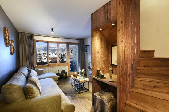 Bergspa Hotel LA VAL: Suite Capricorn