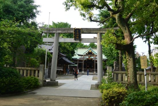 ‪Ushijima Shrine‬