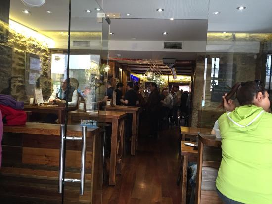 Restaurante O\'42 - Picture of Meson 42, Santiago de Compostela ...