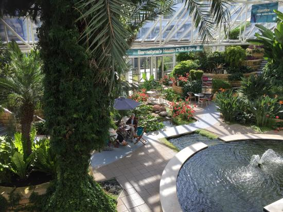 beautiful gardens   picture of the bannatyne health club