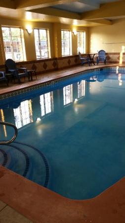 Sleep Inn and Suites: Indoor Pool