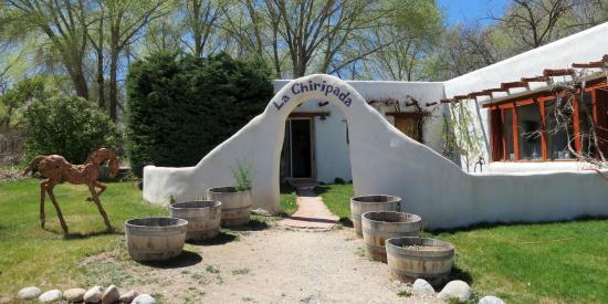 Dixon, NM: La Chiripada Winery