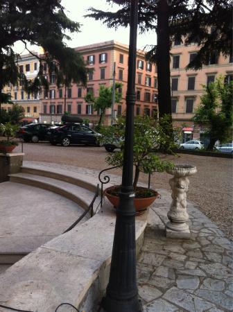 Hotel Santa Prisca: Ingresso