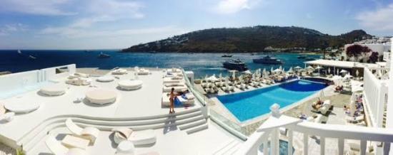 Petasos Beach Resort Spa Pool At Hotel