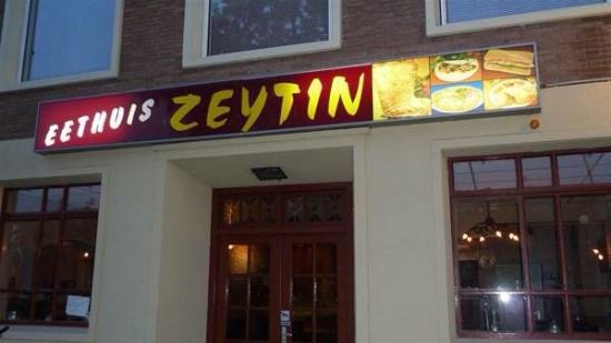 Eethuis Zeytin