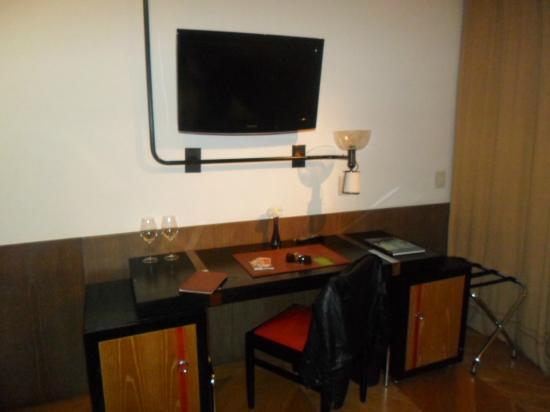 Palermitano Hotel: quarto