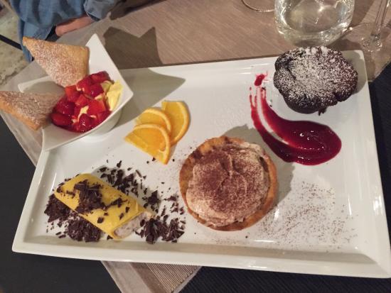Il Campaccio: Questa è la cucina attuale di questo favoloso ristorante senese!!