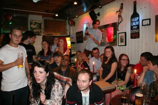 Medusa Bar: Fantastic Night!