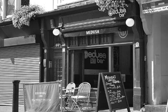 Medusa Bar Brighton