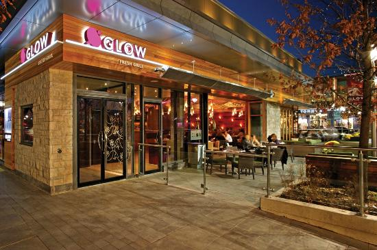 Glow Fresh Grill & Wine Bar