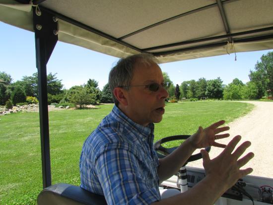 Iowa Arboretum: Mark Schneider, Executive Director